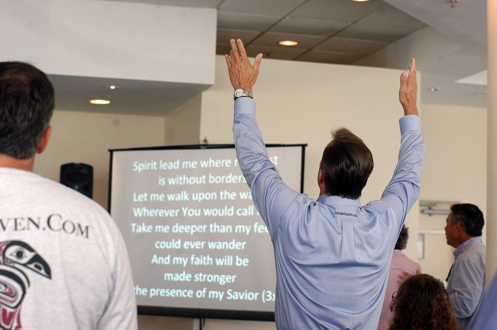 11-8 pray