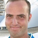 "Chef Pedro Suarc M/Y Impulsive 125' Norship ""Bahamas,  Nassau, Atlantis Marina. """