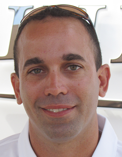 """First Mate TJ Stark M/Y King Baby 140' IAG """"We're going to LMC and getting ourselves ready for the charter season."""""""
