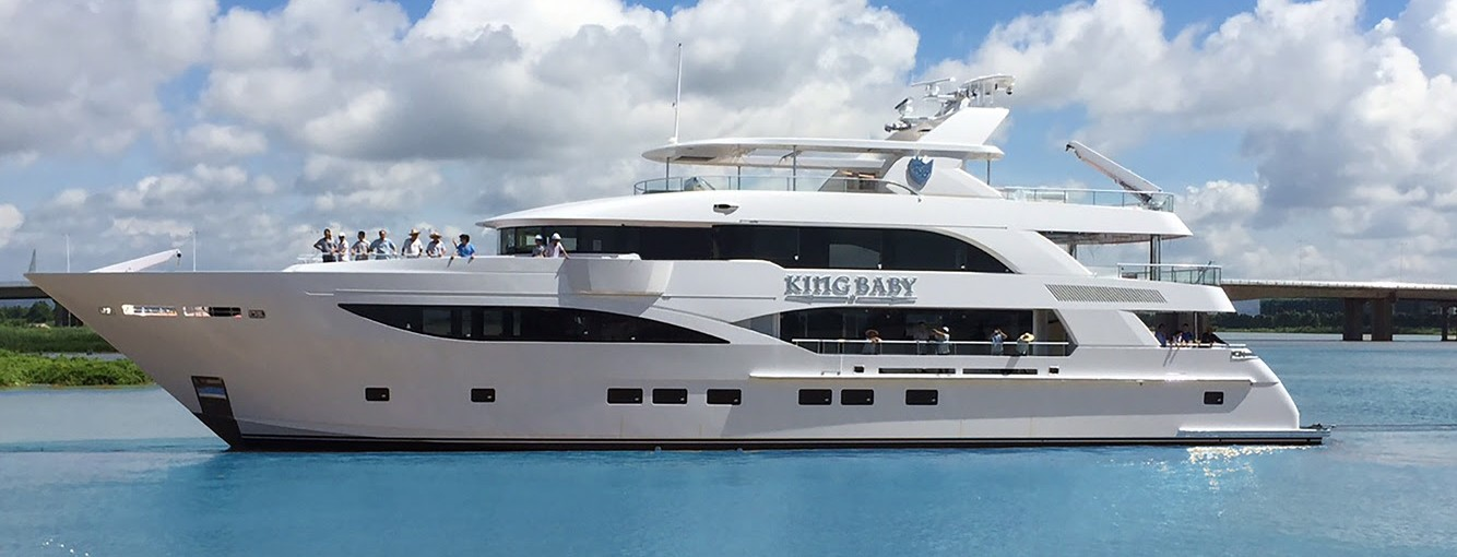 M/Y King Baby