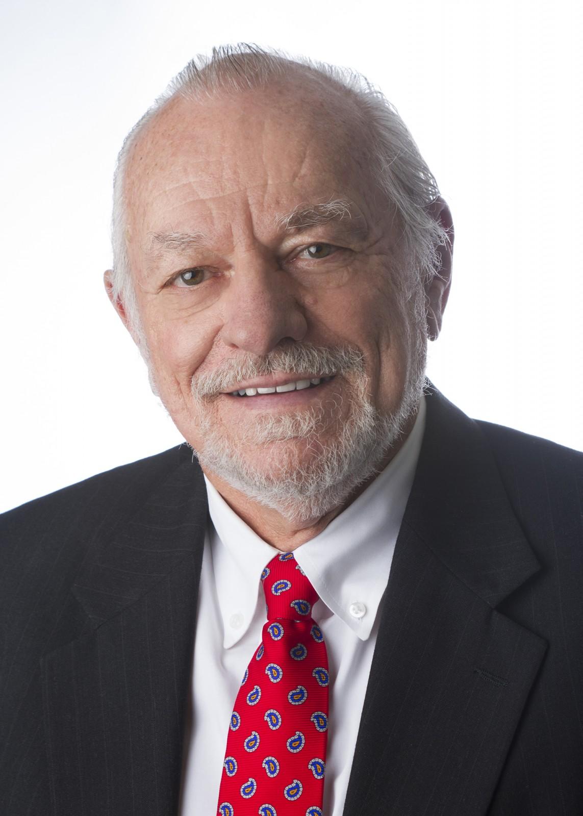 Capt. Lou Hoffman dies Nov. 9, 2015.