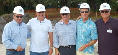Decades of yacht captain, industry support lead to new building