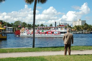 Colleagues connect through marine industry leader Herhold's legacy