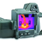 Thermal imaging a better solution for inspecting G10 laminates.