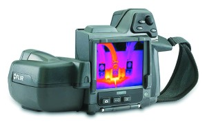 Thermal imaging a better solution for inspecting G10 laminates