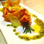 SHELF potato wedges