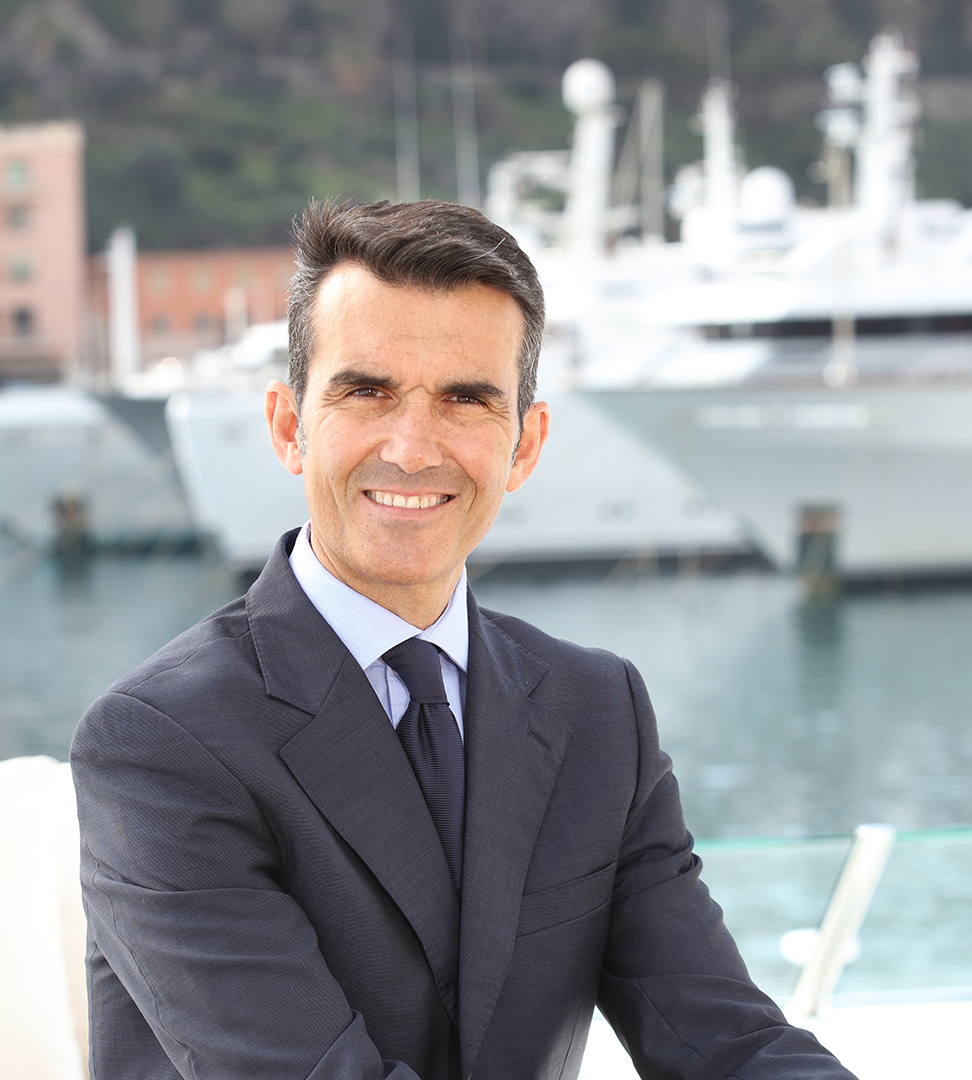 Raphael Sauleau is the new CEO at Fraser Yachts
