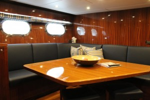 Hargrave designs yachts with crew in mind