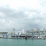 Deep Harbour, the marina at Island Gardens on Watson Island, is scheduled to display yachts as part of Yachts Miami Beach this month. PHOTO/DORIE COX