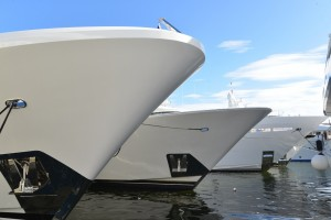 Newly launched / delivered yachts