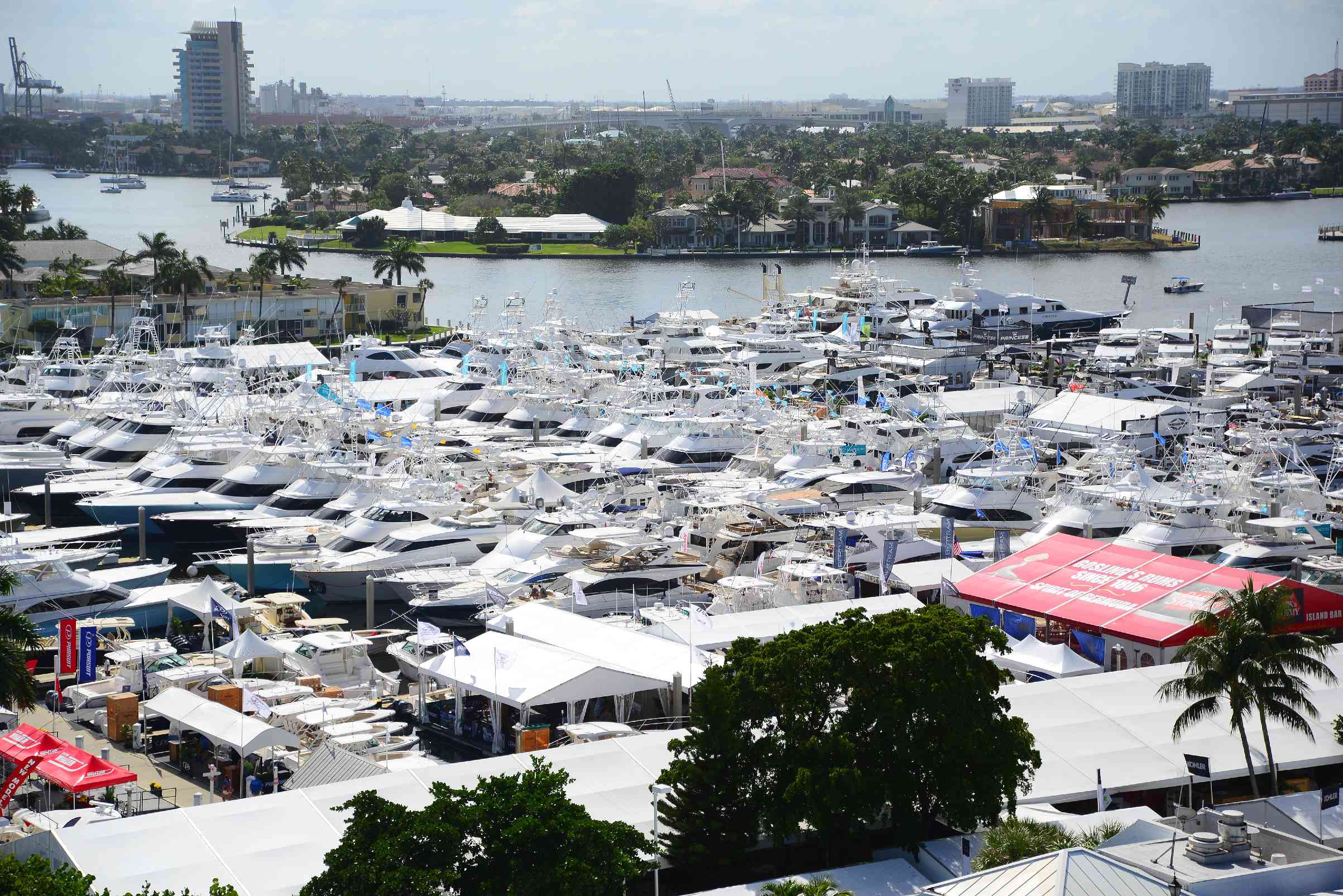stock FLIBS overview show