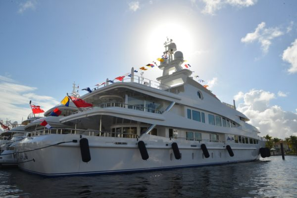 Recent yacht launches and deliveries
