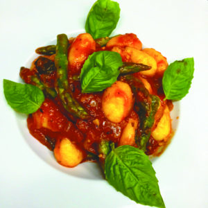 Try this recipe for Citrus Caper Gnocchi