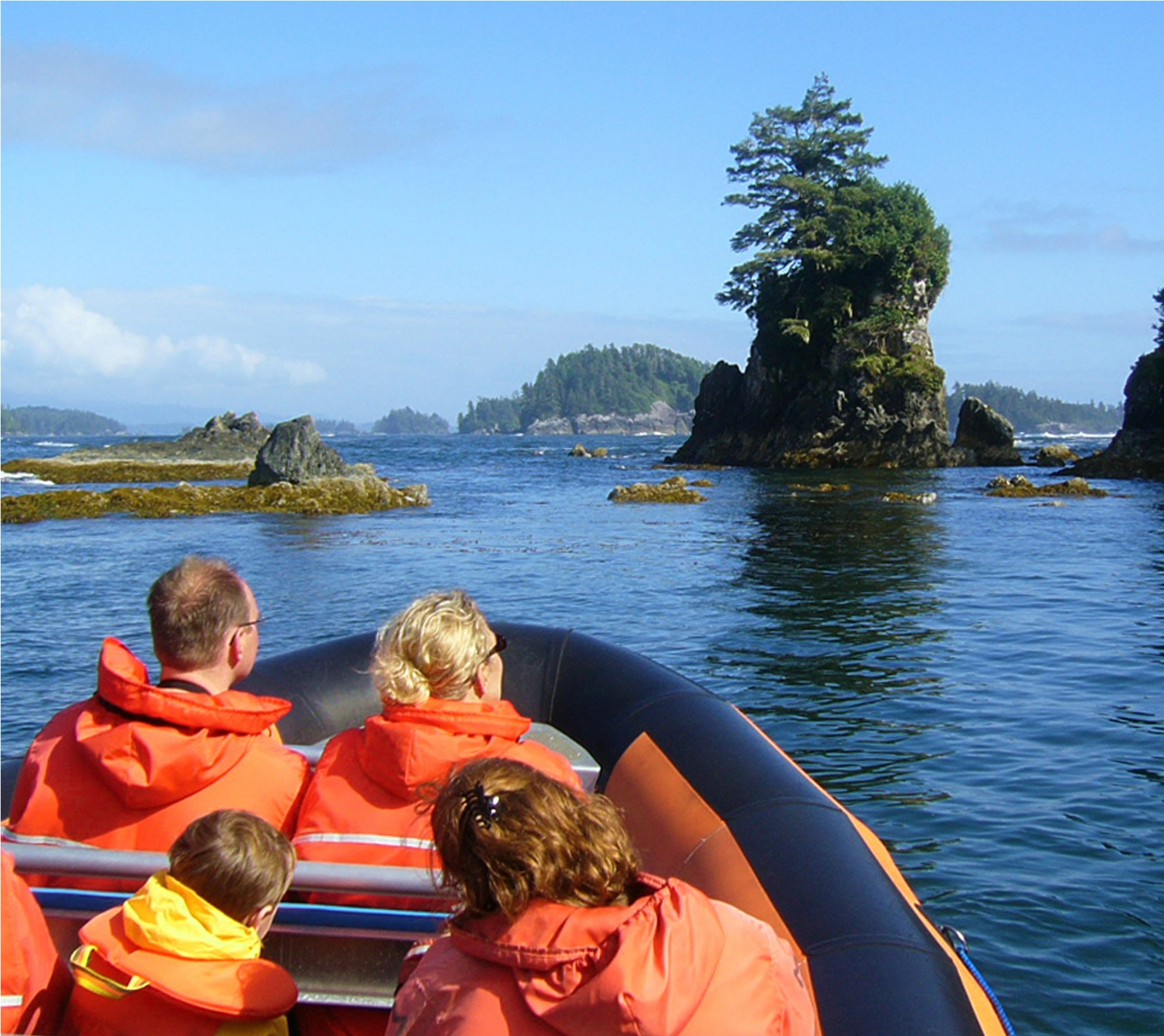 The extensive Wild Pacific Trail is rated in TripAdvisor as the #2 outdoor attraction in all British Columbia. PHOTO/Barbara Schramm