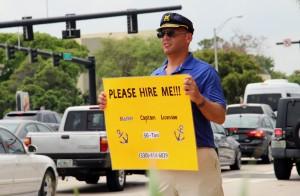 Captain navigates Ft. Lauderdale