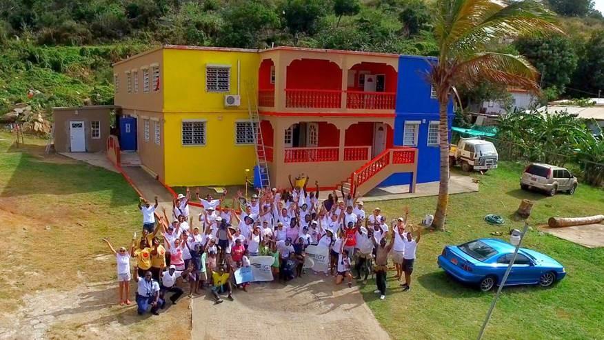 IGY St. Maarten Feb 20th Inspire Giving Through You
