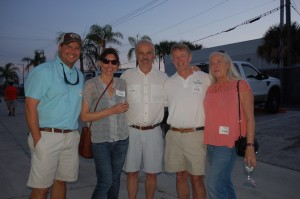 Triton networks with Nautical Ventures in N. Palm Beach