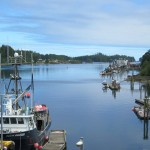 Long and narrow, Ucluelet's harbor is well-protected from Pacific weather, with an inner harbor ending in a mid-sized marina steps from the village. PHOTO/Alison Gardner