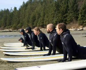 Ucluelet is a safe harbor on Canada's Pacific Coast