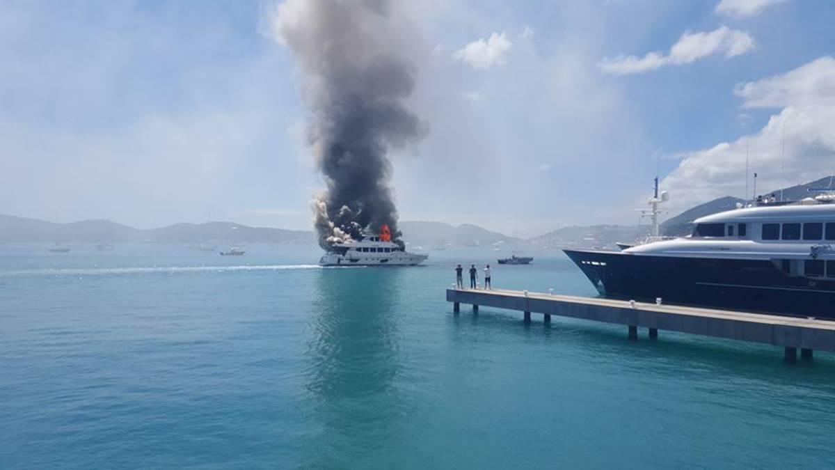 Yacht Haven Grande fire Dean Barnes photo credit (12)
