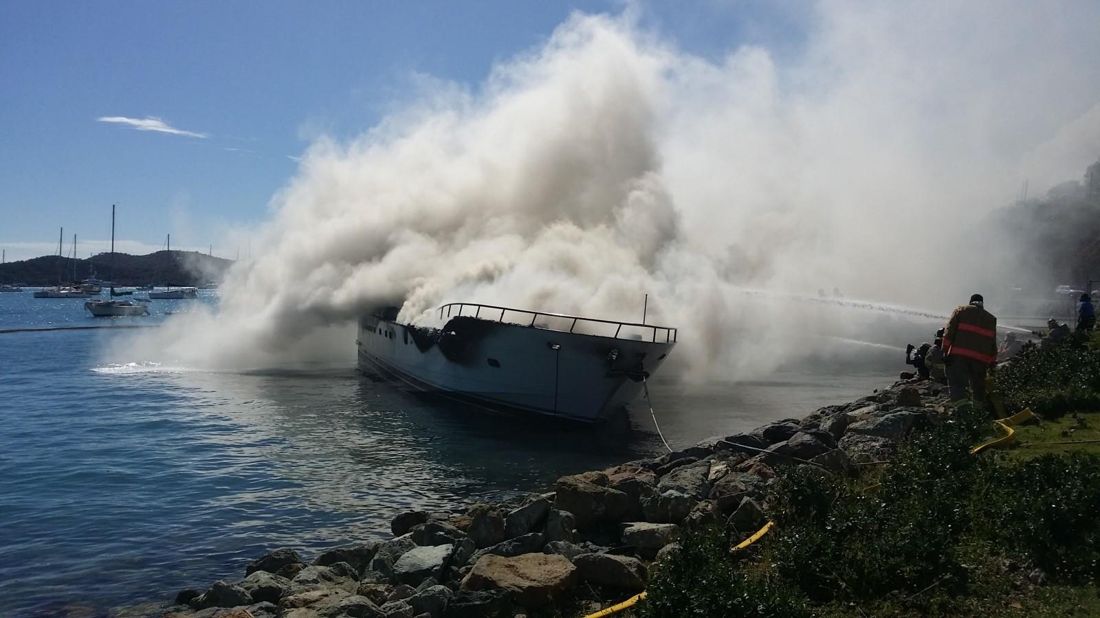 Yacht Haven Grande fire Dean Barnes photo credit (5)