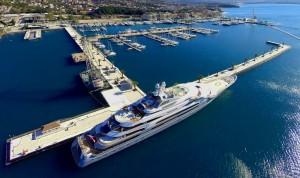 Porto Montenegro adds 250-m berth