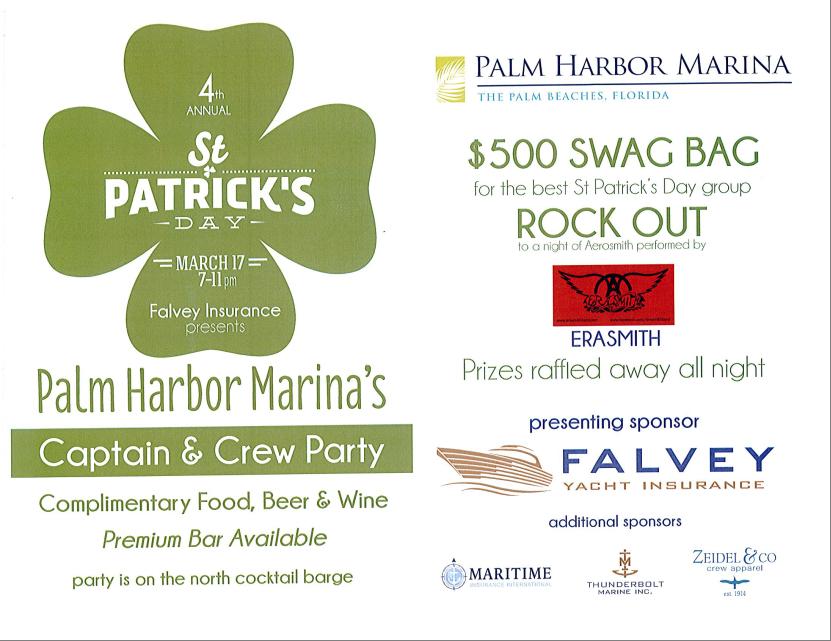 Palm Harbor Marina party