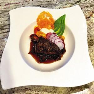 Mushroom, Caramelized Onion & Rosemary Marmalade by Mark Godbeer