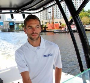 Field trip on the Miami River