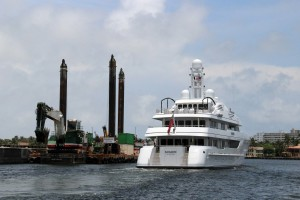 Year of dredging the ICW underway