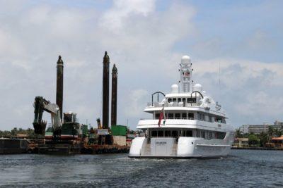 Year of dredging the ICW underway