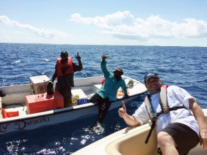 M/Y Renaissance rescues two adrift in the Bahamas