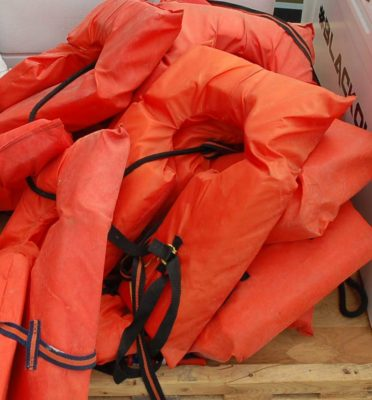 Rules of the Road: USCG alert urges review of MOB procedure