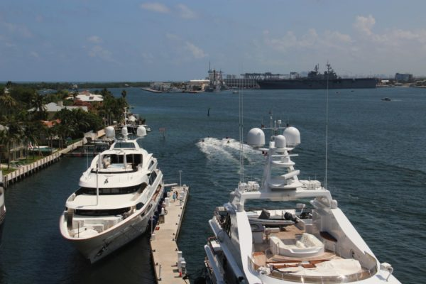 Dredging project begins in Ft. Lauderdale ICW