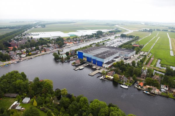Feadship to open new superyacht facility in Amsterdam Kaag