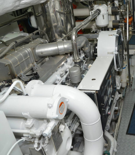 Engineer's Angle: Engineer key to safety on a yacht