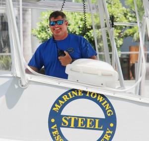 Emergency towing procedures should be vessel-specific