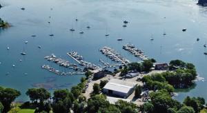 Derecktor Robinhood in full season at newly acquired historic marina