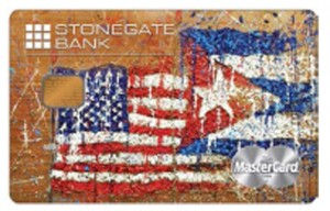 Stonegate Bank issues first credit card for use in Cuba