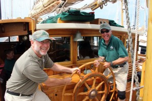 M/Y Tree of Life crew rooted for 40 years