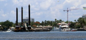 Vessels out of the dredge loop getting stuck in the ICW