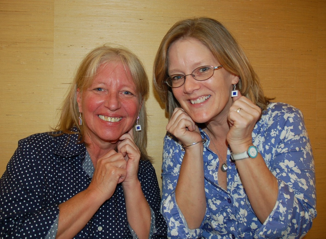 Sisters Marianne and Gail Vanstone launched Tango Sierra, a South Florida-based international fuel agency. PHOTO BY DORIE COX