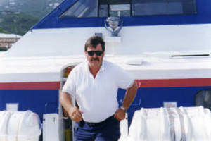 Charter, hydrofoil and yacht captain Hartman dies