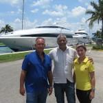 Cuba Yacht AGent Placido, Tour Guide & Driver MY's Atomic & Adler