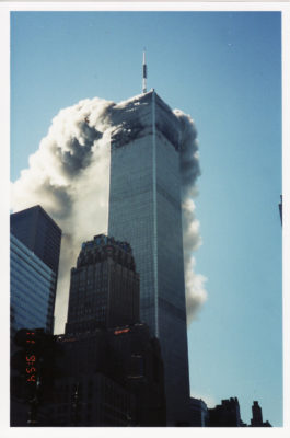 Owner's View: Smell of 9-11 most lasting memory