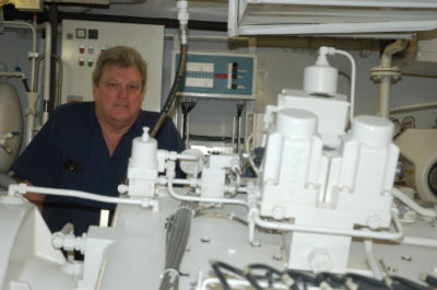 Yacht crew photo gallery