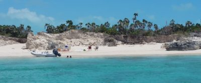 Diving, fishing, beaches lovely in salty Turks & Caicos