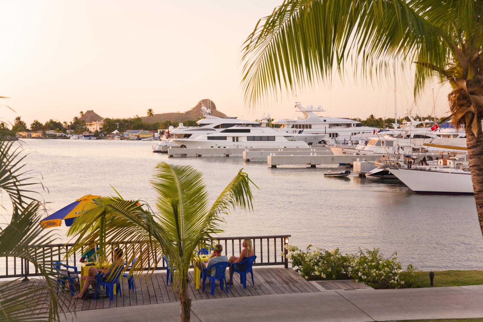 St. Lucia Rodney Bay