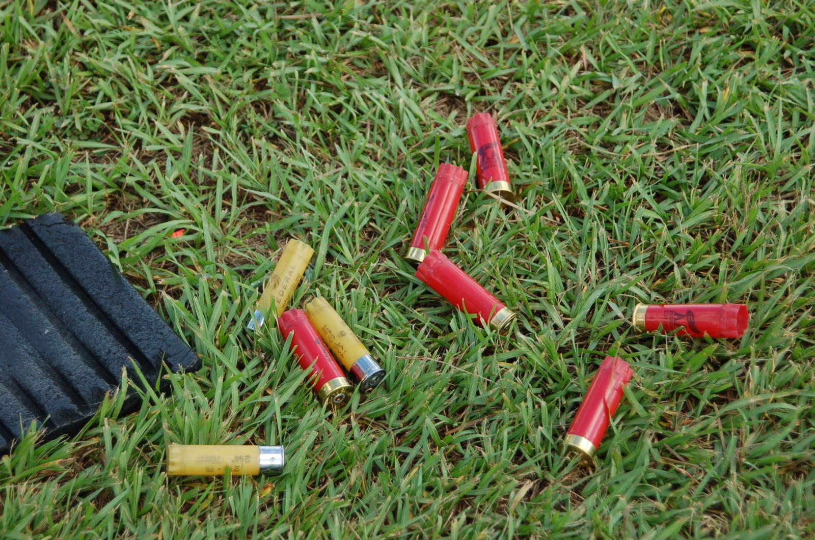 stock shotgun shells gun ammunition