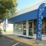 Rebranding to Bluewater begins at Crew Unlimited and ICT in Ft. Lauderdale. PHOTO BY DORIE COX